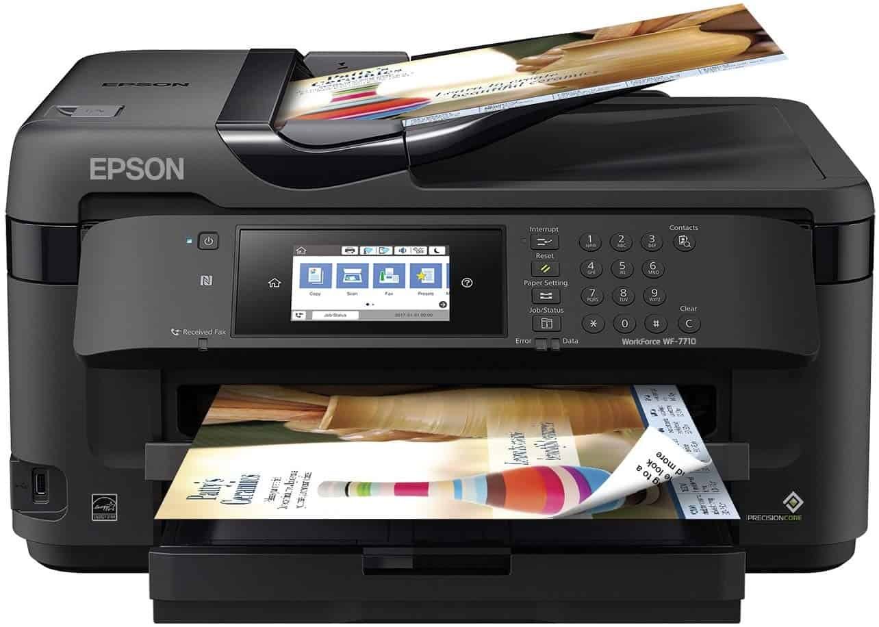 Workforce 7710 printer