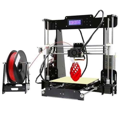 anet a8 desktop 3d printer image