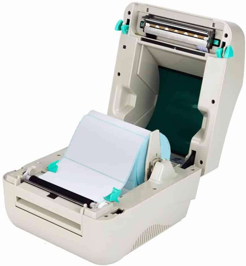 arkscan label printer