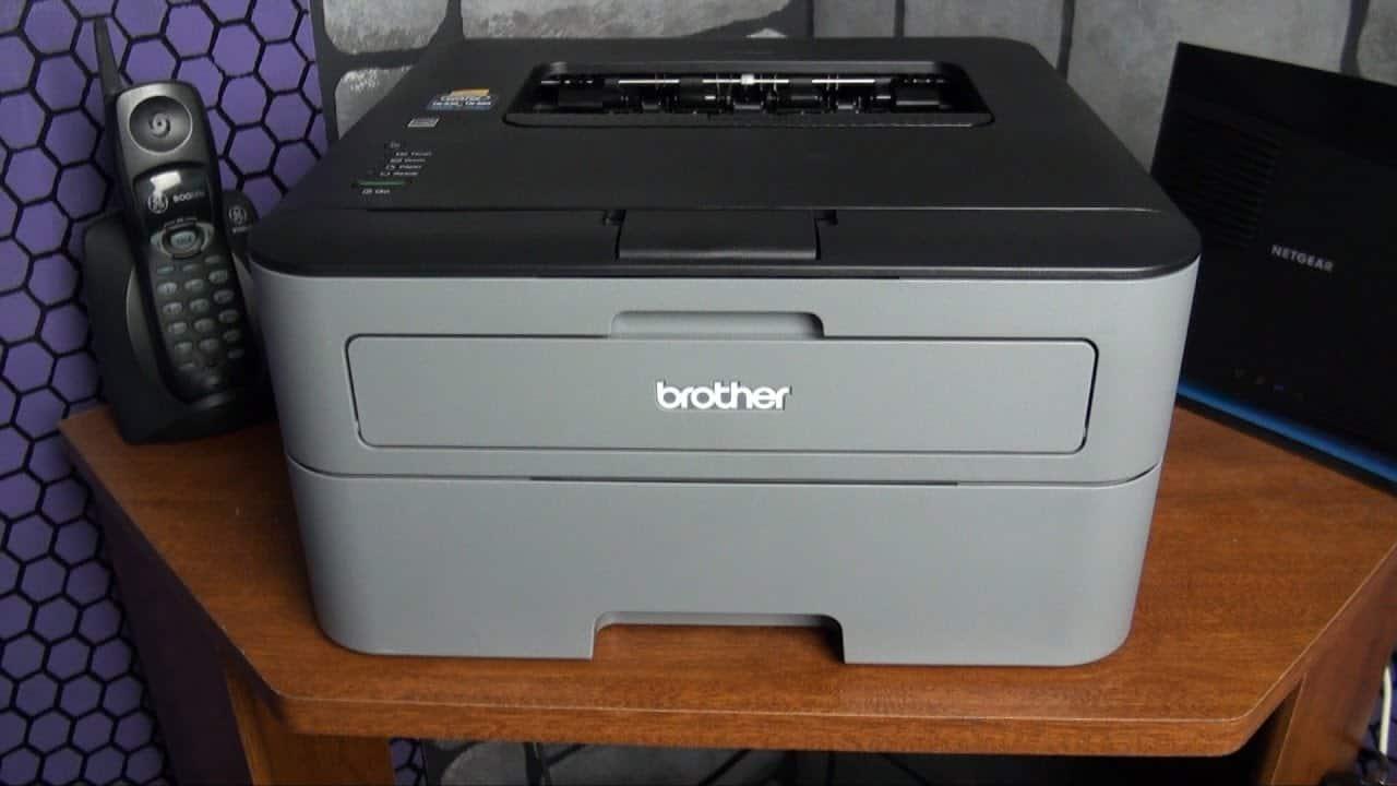 brother hl l2320d