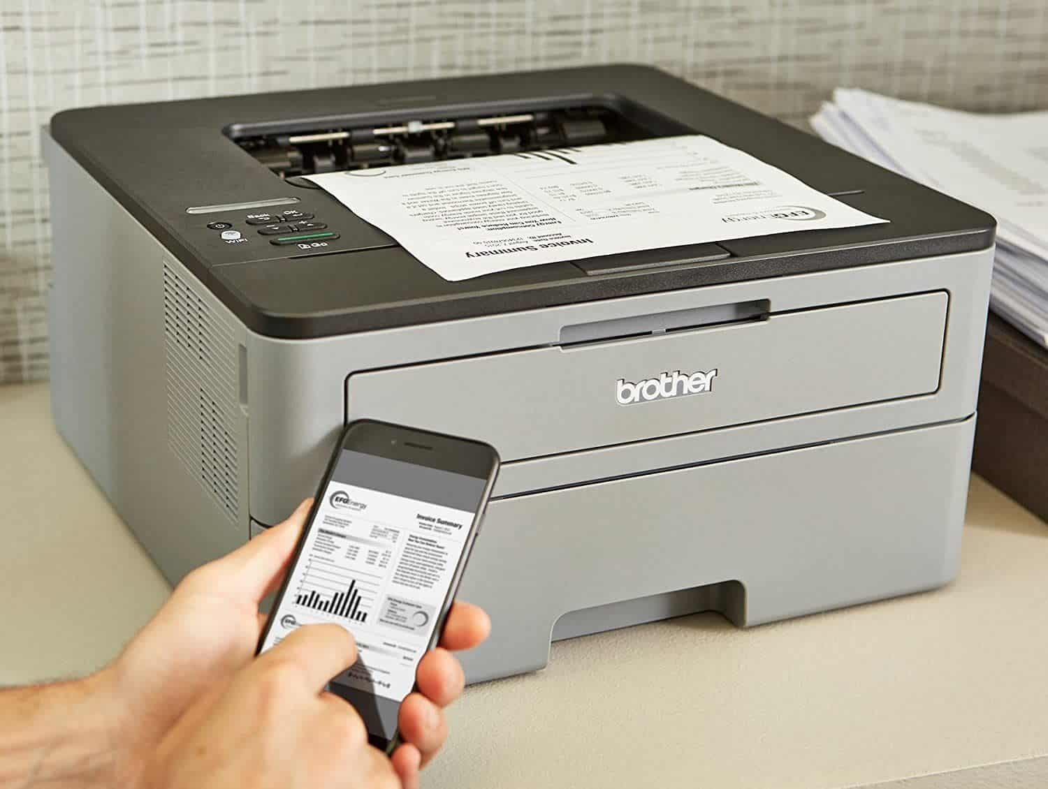 brother hl l2350dw printer