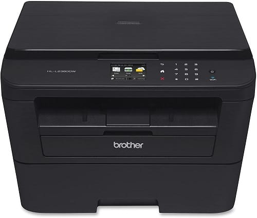 brother hl l2380dw printer image