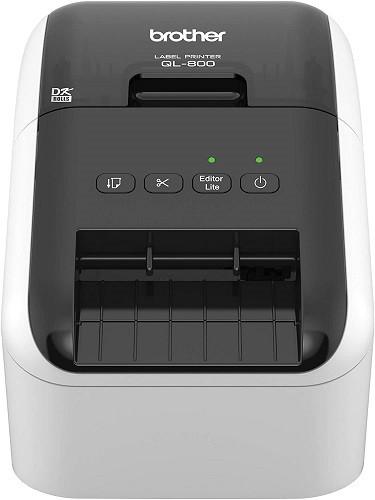 brother ql 800 label printer image