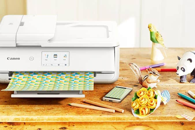 crafting printer from canon