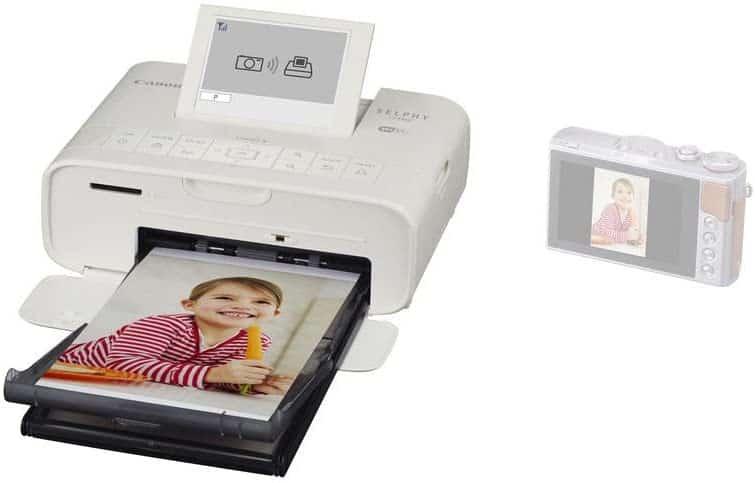 canon selphy cp1300 printer