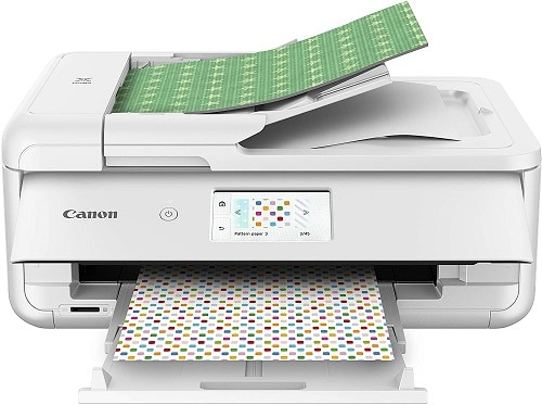 canon wireless crafting printer ts9521c image