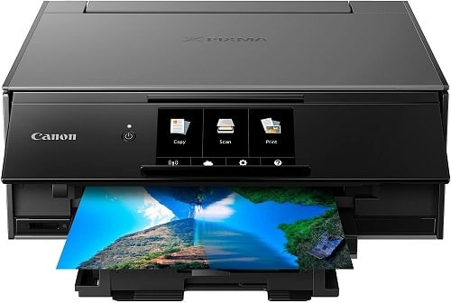 canon wireless printer ts9120 image