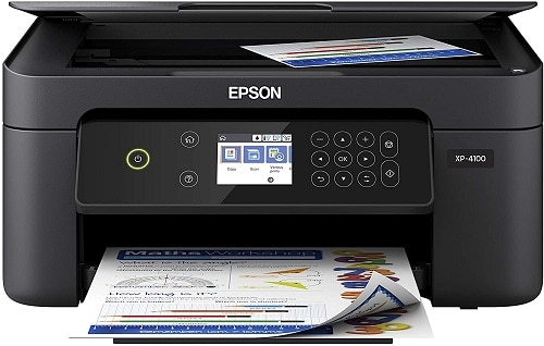 epson expression home xp 4100 image