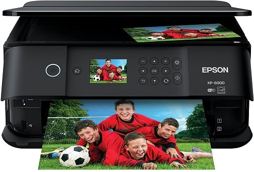 epson expression premium xp 6000 image