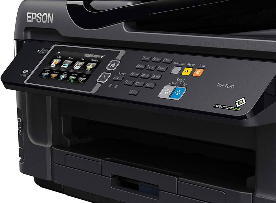 epson precision printer