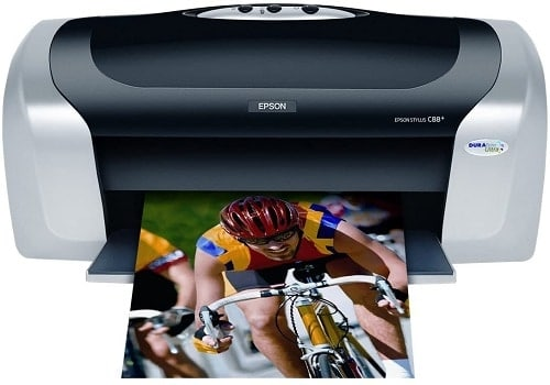 epson stylus c88+ inkjet printer image