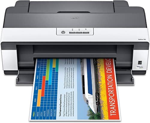 epson workforce 1100 color inkjet printer image