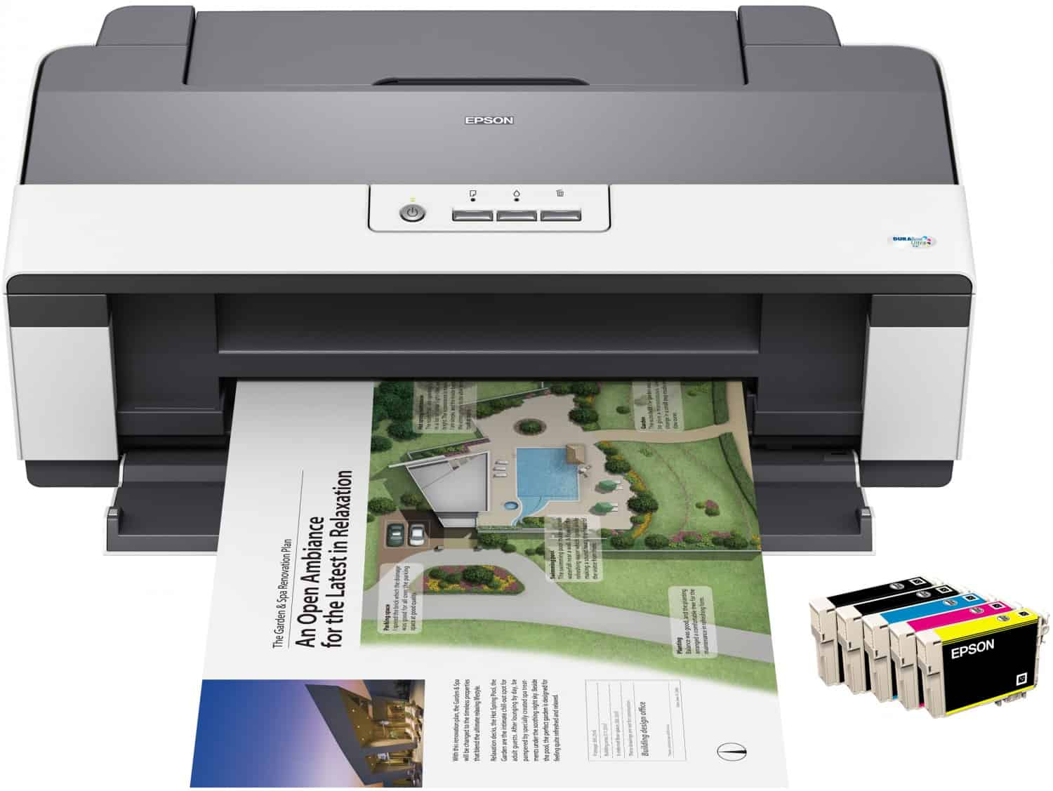 epson workforce 1100