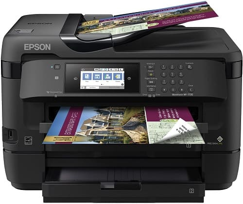 epson workforce wireless wf 7720 image