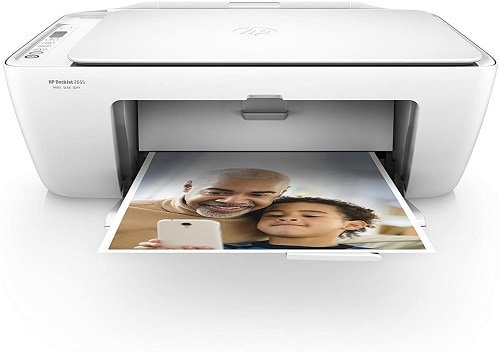 hp deskJet 2655 compact printer image