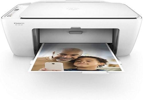 hp deskJet 2655 compact printer image
