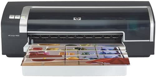 hp deskjet color printer 9800 image