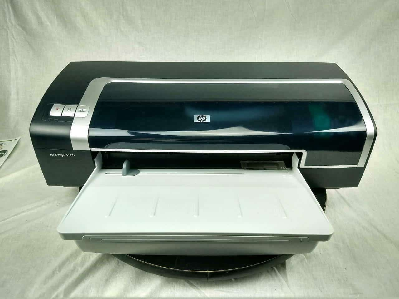 hp deskjet printer 9800