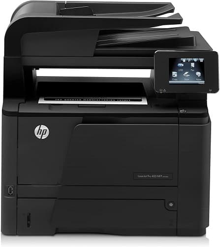hp monochrome m425dn printer image