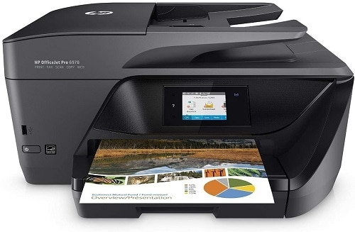 hp officejet pro 6978 printer image