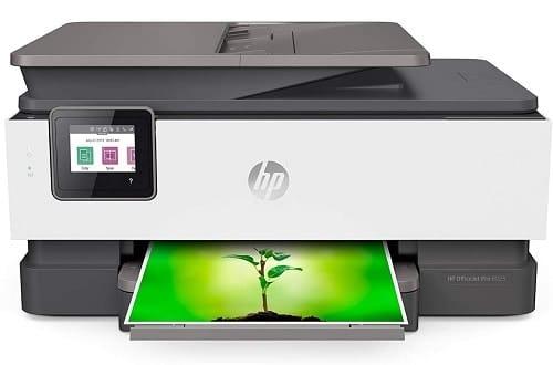 hp officejet pro 8025 wireless printer