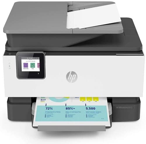 hp officejet pro wireless printer 9015 image