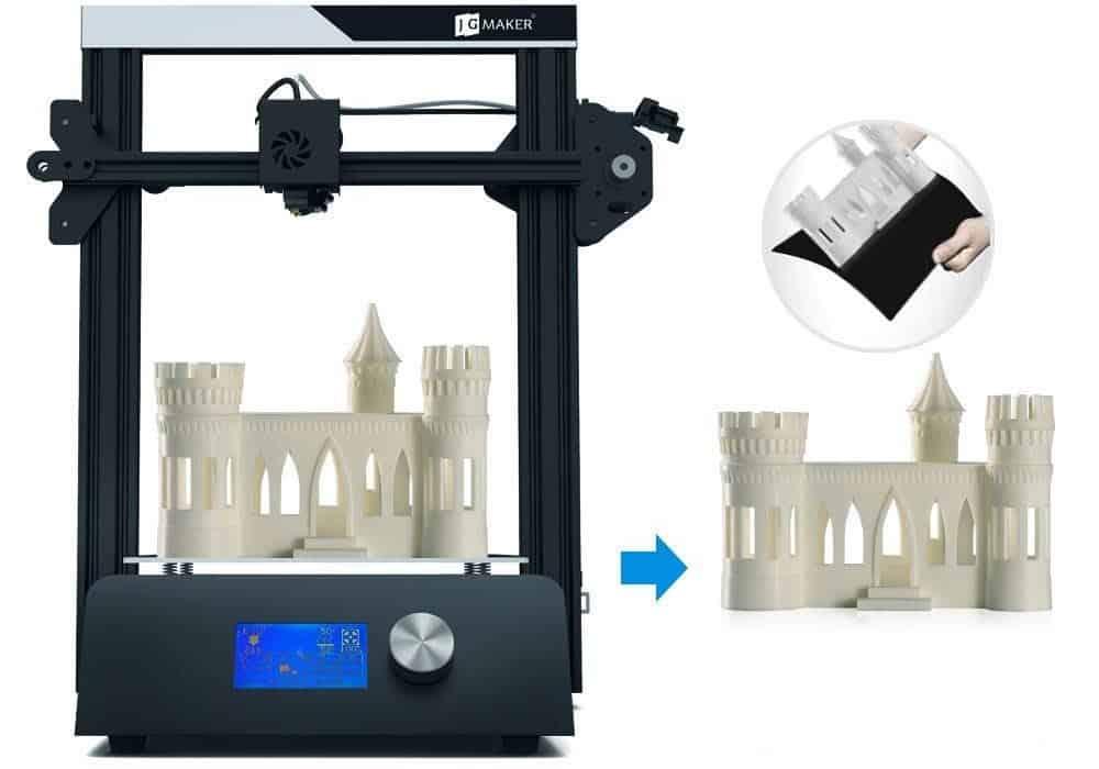 jg maker 3d printer