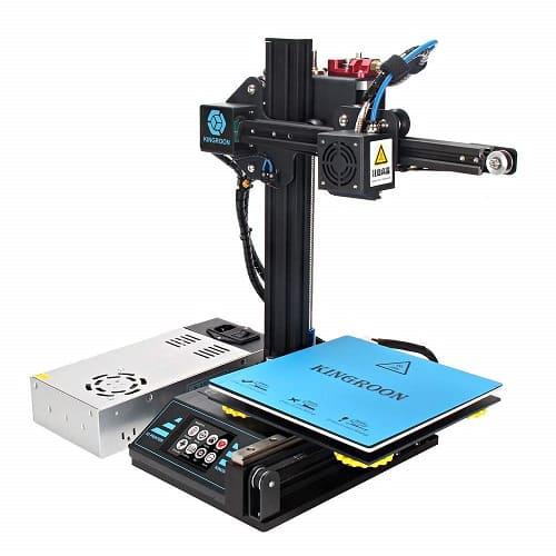 kingroon-diy-aluminum resume 3d printer