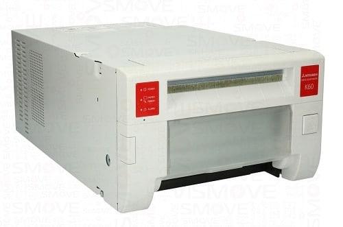 mitsubishi cp k60dw s printer image
