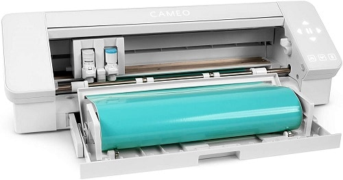 silhouette white cameo sublimation printer image