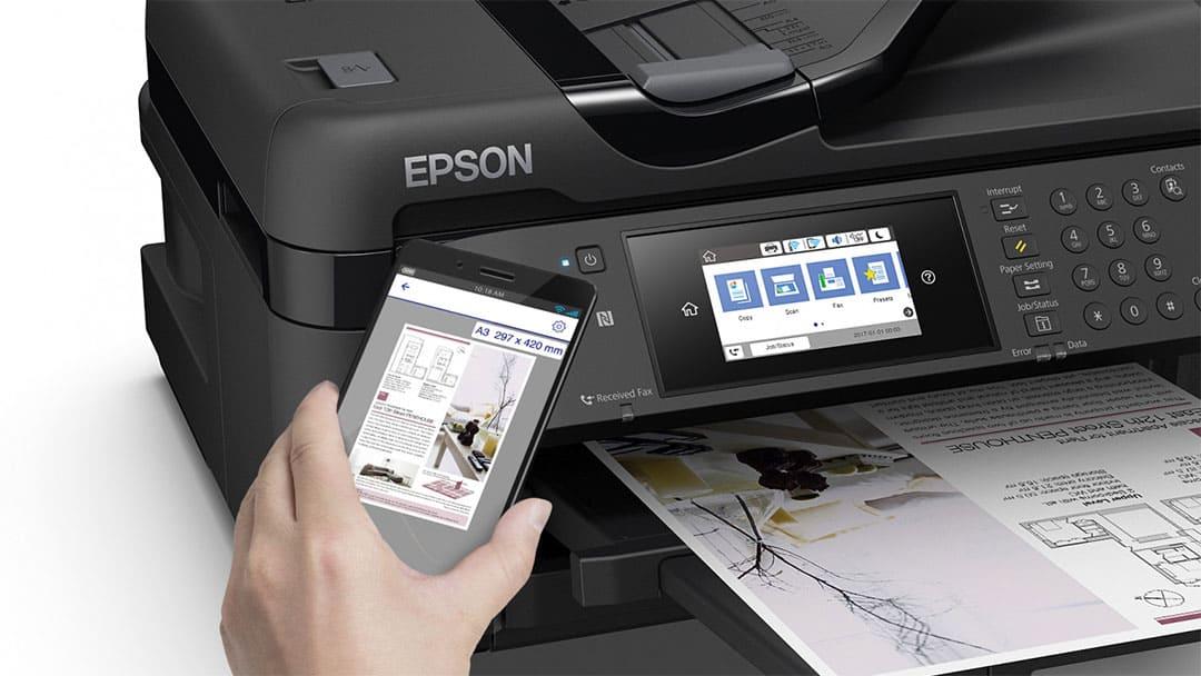 epson workforce wf7710
