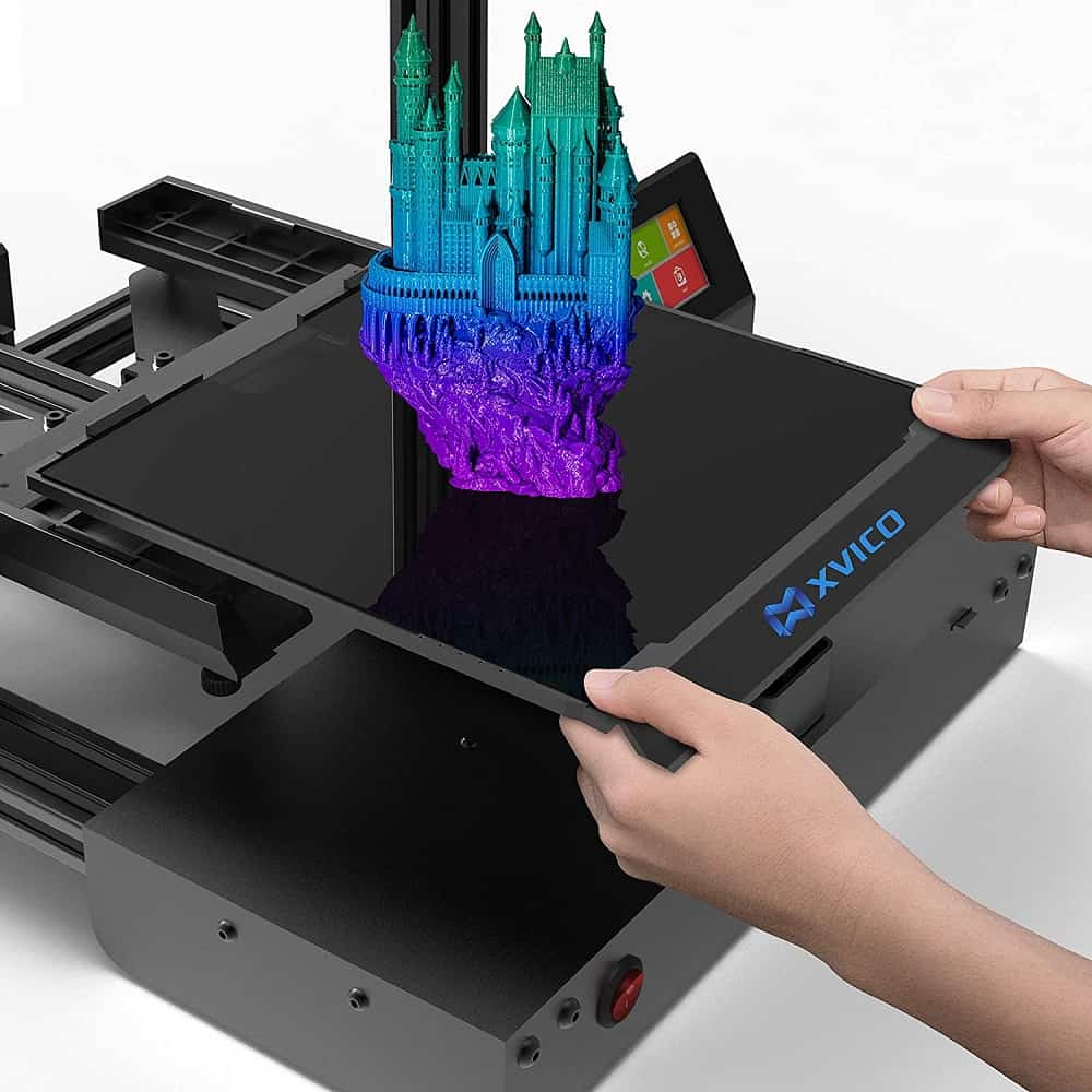 xvico x3 3d printer